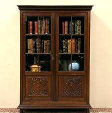 bookcase with glass doors ikea bookcases bookcase with glass doors sophisticated antique wood bookcase glass doors bookcase with glass doors ikea