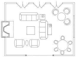 furniture for floor plans. Floor Plan With Furniture Unique On Designs Regard To Collection Stock Image 20103421 For 15 Plans B