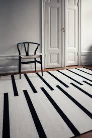 black and cream rug. Tiger Cream/Black 20th Century Apartment, Stockholm Black And Cream Rug E