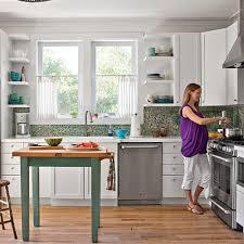white cottage kitchens. Prefab Coastal Kitchen White Cottage Kitchens