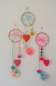 Dream Catcher Craft For Preschoolers Delectable 32 DIY Dreamcatchers For Happy Crafting And Sweet Dreams Kuds