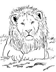 Pride Coloring Pages Lion King Color Pages Page Face Coloring Cub Week 2 Simbas Pride