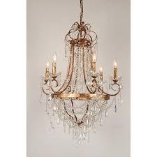 gold 4 light chandelier majesty 4 light inch vintage gold chandelier ceiling light gold leaf trellis