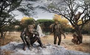 The mixed woodland environment of Ardipithecus ramidus. | Ancient humans,  Ancient people, Natural history