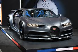 The new cars, celebrating bugatti's 110th anniversary, are being built in an edition of 500—just as the originals were. Bugatti Chiron 110 Ans Spotted
