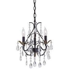 minka lavery castlewood walnut three light mini chandelier hover to zoom