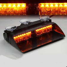 aliexpress com 16 led high intensity warning strobe lights law enforcement emergency for interior roof dash windshield with suction cups from