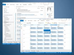 Microsoft Outlook How To View Your Mailbox And Calendar Side By Side