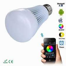 smartphone controlled lighting. Amazon.com: Tanbaby 8W Wireless Bluetooth LED Bulb, Smartphone Controlled Color Changing Light Bulb For IOS Apple/Android Phone Control Lights Flash Light: Lighting S
