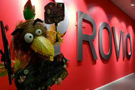 Angry Birds Maker Rovio Happy as Stay-at-Home Gaming Boosts Profit
