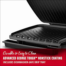 george foreman grill cooking times and temperatures chart inspirational serving classic plate electric indoor grill jpg