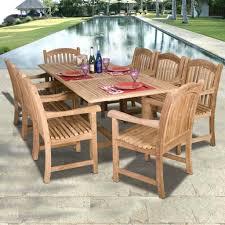 teak patio table costco sport wholehousefans co costco outdoor dining sets