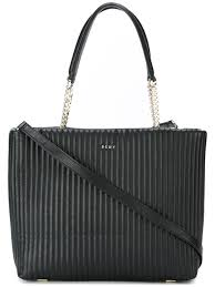 DKNY quilted tote 001 BLACK Women Bags [11773221] - $221.29 : Dkny ... & DKNY quilted tote 001 BLACK Women Bags Adamdwight.com