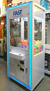 Man Vs Vending Machine Game Gorgeous Claw Machine Prize Crane Game Rental Video Amusement San Francisco