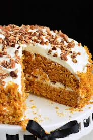 Carrot Cake Will Cook For Smiles