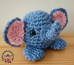 Crochet Stuffed Elephant Pattern Cool Inspiration Design