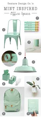 seafoam and mint office supplies and decor everything you need for a mint inspired office chic mint teal office