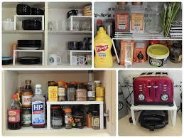 kitchen cupboard organisers return day property