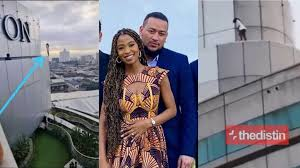Video Of When AKA's Fiancée, Anele Tembe First Tried To Jump From ...