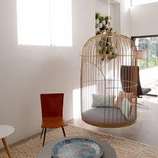 130916 eye birdcage01 hanging bird cage chair