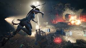 Dying Light Esrb Rating Shadow Of The Tomb Raider Esrb Rating Tells Us The Gory