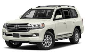 2018 Toyota Land Cruiser V8 4dr 4x4 Specs and Prices