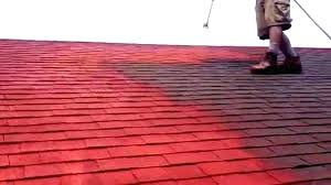 can you paint roof shingles painted asphalt be 6 y