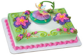 Special Day Cakes Best Tinkerbell Birthday Cakes Decorations