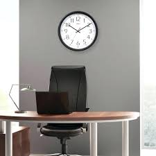 chaney instruments wall clock chaney instruments 75127 acurite digital 145 wall clock