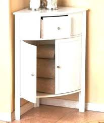 Bathroom Storage Corner Cabinet Bathroom Storage Cabinets Corner