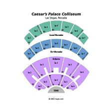 Caesar Palace Colosseum Las Vegas Caesars Palace Colosseum