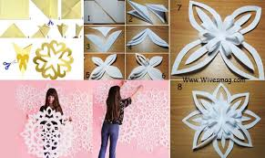 Wall Decoration Paper Design Diy Wall Decor Ideas Conversant Images On Diy Wall Art Using Paper 8