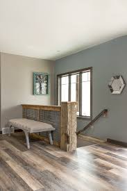 luxury vinyl plank armstrong luxe plank with fastak primitive forest falcon