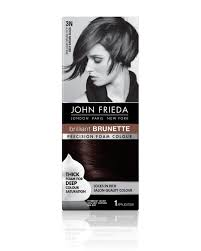 John Frieda Precision Foam Color Chart John Frieda Precision Foam Colour Hair Color Dark Chocolate