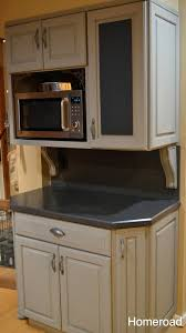 how to chalk paint kitchen cabinets homeroad net
