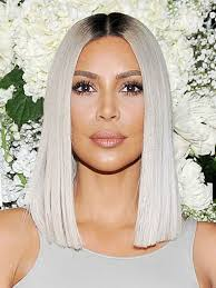 kim kardashian west wore a full face of makeup during her laser treatment which is ill advised fusion fame