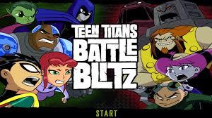 Free teen titens games