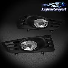 2003 Honda Accord Coupe Fog Lights Details About Fit 2003 2004 2005 Honda Accord 2dr Coupe