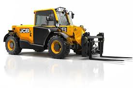 new car launches for 2014ConExpo Launch for Compact JCB 52560 HiViz Telehandler  Story