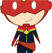 We hope you enjoy our growing collection of hd images to use as a background or home screen for please contact us if you want to publish a captain marvel phone wallpaper on our site. Ms Marvel Png Captain Marvel Clipart Chibi Captain Marvel Cute Cartoon 3720753 Vippng