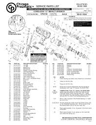 chicago pneumatic wiring diagram chicago discover your wiring impact driver users guides impact driver page 6