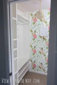 diy closet shelving tutorial