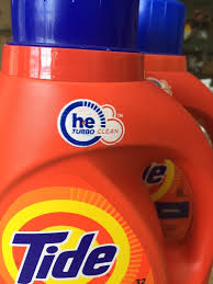 High Efficiency Detergent Vs Regular Tide He Turbo And He Washing Machines The Education Lady And