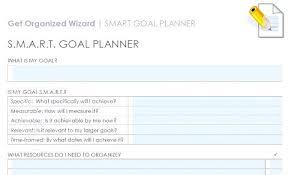 Goal Setting Template Stunning Smart Goals Format Goal Setting Template Pdf Examples Supergraficaco