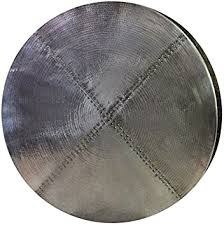 images zinc table top: round zinc table top smooth ampquot