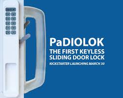 sliding glass door keypad lock sliding doors design
