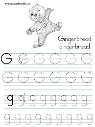 Letter G Worksheets for Preschool - Preschool and Kindergarten