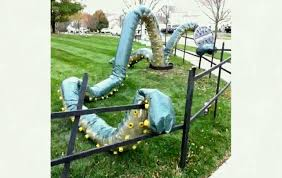garden decorations from junk inspirational full size outdoor upcycled garden art quick fix ideas small