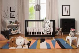 Lolly 3-in-1 Convertible Crib with Toddler Bed Conversion Kit  Babyletto