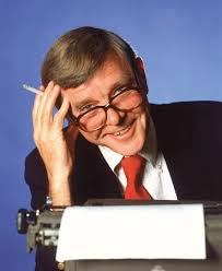 russell baker american journalist and humorist com russell baker